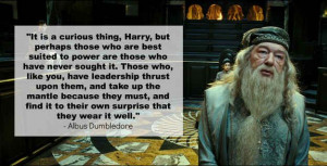 ... the Deathly Hallows   14 Profound Quotes From The Harry Potter Books