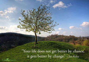 Great quote by Jim Rohn