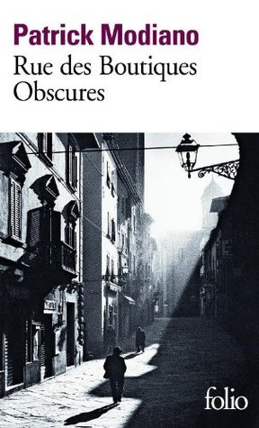 """Start by marking """"Rue des Boutiques Obscures"""" as Want to Read:"""