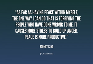 Quotes About Peace Within