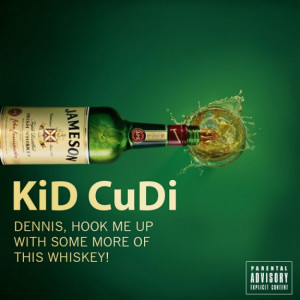 "New Music: KiD CuDi – ""Dennis, hook me up with some more of this ..."
