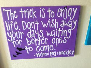 Canvas Quotes