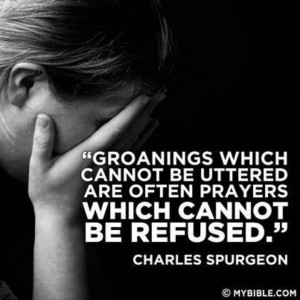 Prayer in difficult times