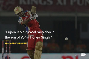 37 Quotes That Prove Harsha Bhogle Is The King Of Cricket Commentary