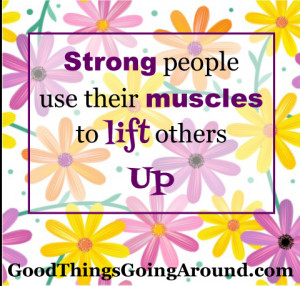 People Who Use Others Quotes Strong people use their