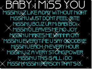 miss you and love you quotes