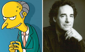 News has broke this morning that Harry Shearer, the voice of many of ...