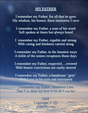 Dad Passed Away Quotes. Father Passed Away Quotes. View Original ...