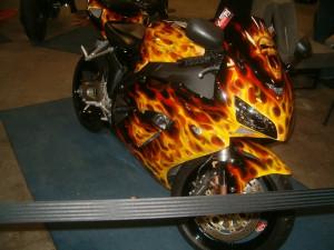 Crazy bike Image