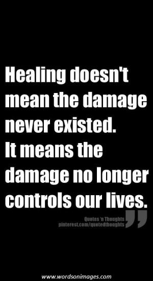 quotes that heal quotesgram