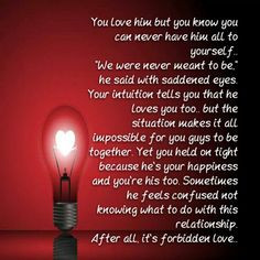 forbidden love more forbidden love unexpected forbidden love quotes ...