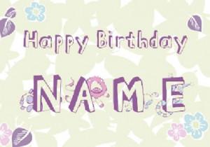 Happy Birthday Drums