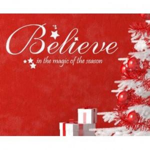 in the Magic of the Season - Christmas Religious God Christ Christian ...