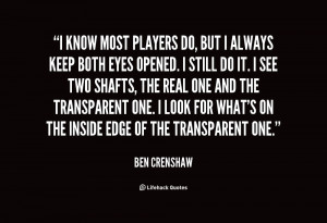 Quotes About Players