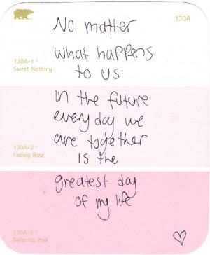 Dear Crush Quotes. QuotesGram