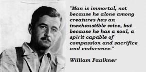 William faulkner famous quotes 3