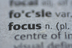 Relentless Focus - A Strategy for Success