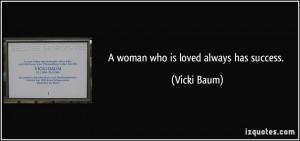 More Vicki Baum Quotes