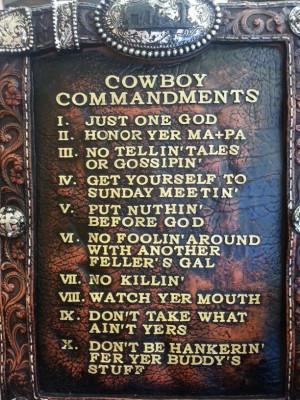 Cute Cowboy Quotes Cowboy quotes