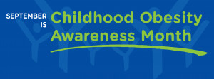 Childhood obesity month Facebook cover photo