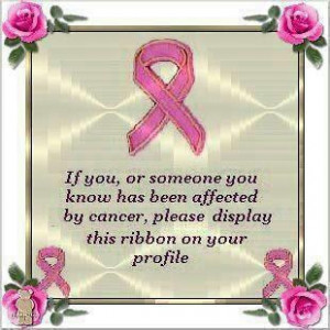 Please pray for a cure for cancer