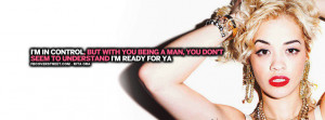 Rita Ora Quotes Im ready for ya rita ora quote