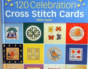 120 Celebration Cross Stitch Cards By Gillian Souter Cross Stitch ...