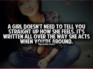 Quotes About Girls Feelings Quotes about girls feelings