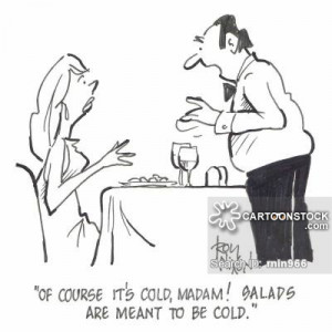 Dinning Out cartoons, Dinning Out cartoon, funny, Dinning Out picture ...