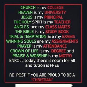 The Holy Spirit Is My Teacher