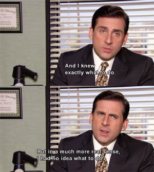 The Office Quotes ~