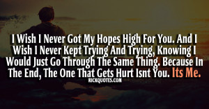 Hurt Quotes   Hurt Isn't You Hurt Quotes   Hurt Isn't You