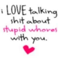 talking shit quotes or saying photo: Talking Shit MeandWee.png