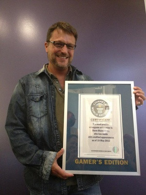... Actor Steven Blum Receives Guinness Record for Game Roles-blum.jpg