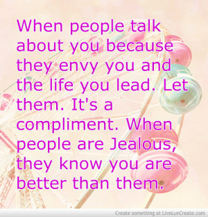 quotes about jealous people - photo #37