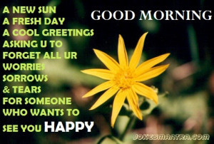 facebook status good morning quotes for facebook status good morning ...
