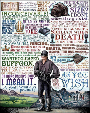 Quotes from The Princess Bride.