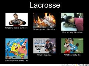 Lacrosse Baseball Memes