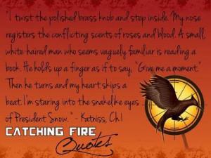Katniss Everdeen quote