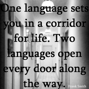 Frank Smith on learning languages
