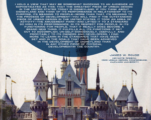 quote from 1963 about Disneyland