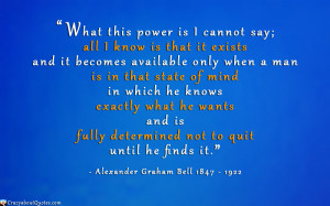 you enjoy this collection of Alexander Graham Bell quotes. Alexander ...