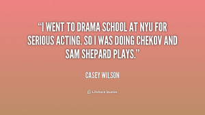 School Drama Quotes Graphics