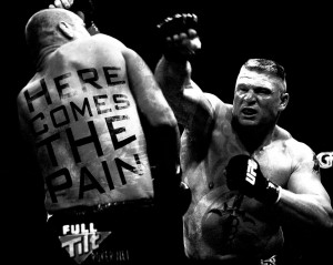 Brock lesnar wrestling wallpapers