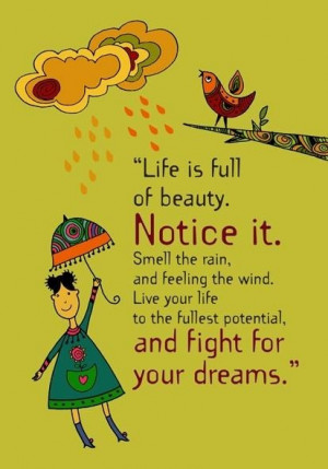 Always See The Beauty of Life