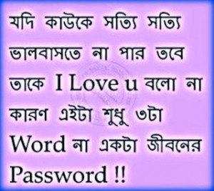 Bengali Sad Love Poem Bangla important quotes