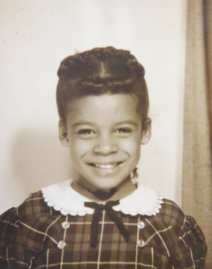 Vintage 1950's Golden Smile African American Black Girl Photo Booth ...