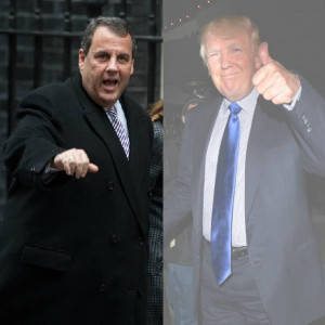 Donald Trump Vs. Chris Christie -- Questionable Quotes Edition