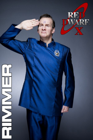Arnold Rimmer - Red Dwarf Wiki - Tongue Tied
