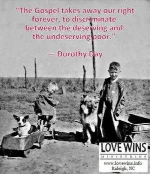 Dorothy Day, co-founder of the Catholic Worker movement, Christian ...